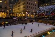 Eislauf New York