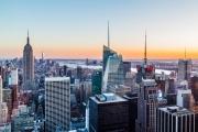 Over NYC II