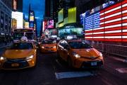 Broadway cars